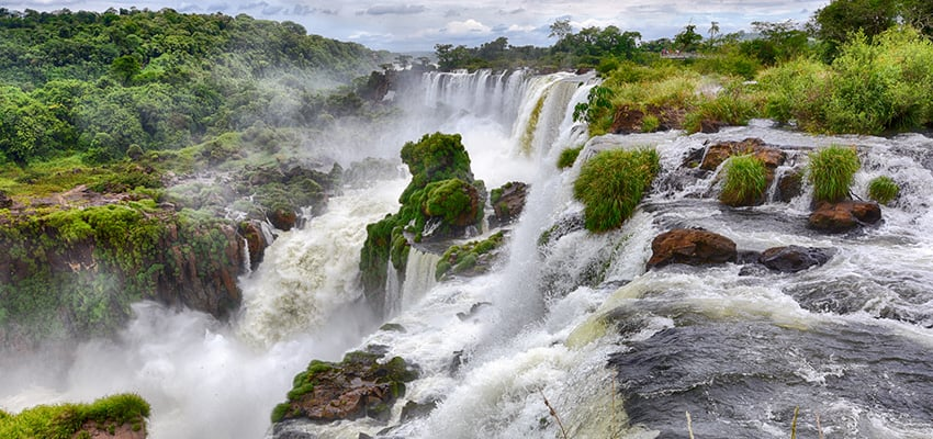 Top Travel Moments - Iguazu Falls