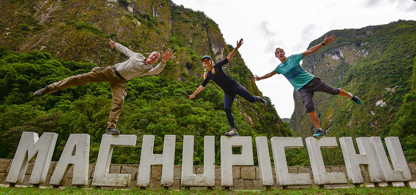 Top Travel Moments - Machu Pichu