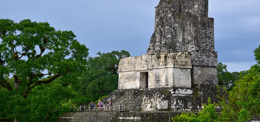 Top Travel Moments - Mayan Ruins in Tikal