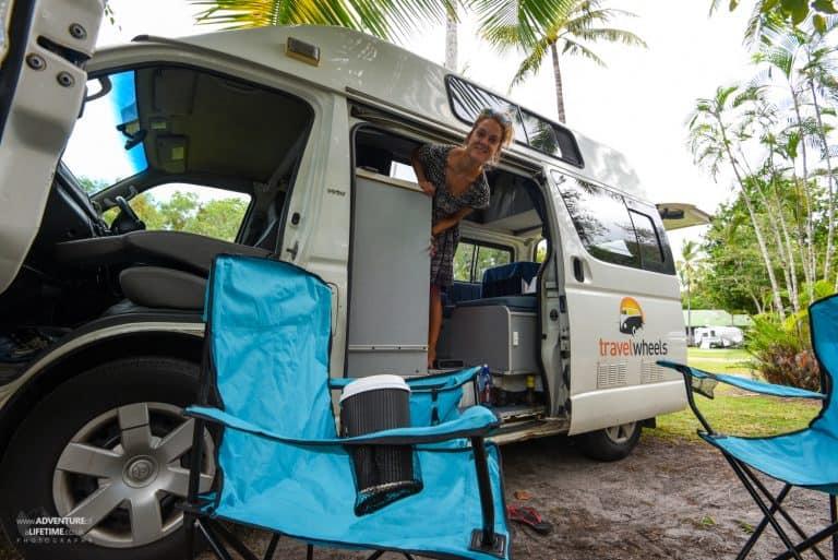Travel Wheels campervan