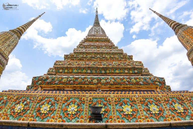 Beautiful Symmetry Grand Palace Bangkok