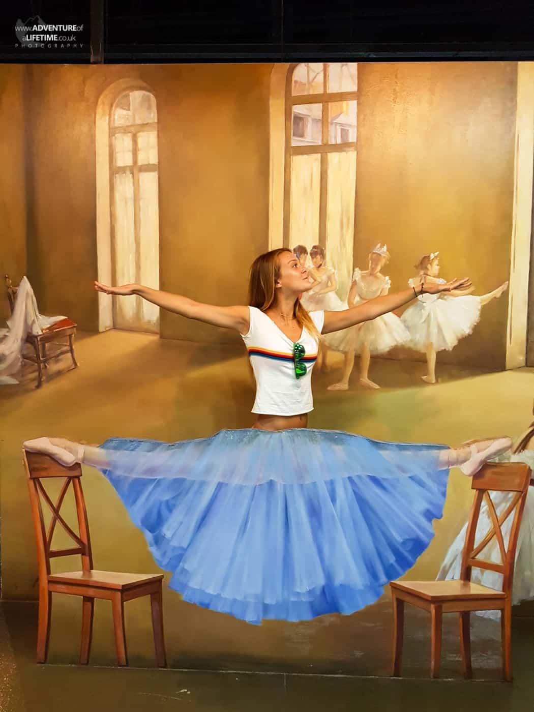 Dora the Ballerina
