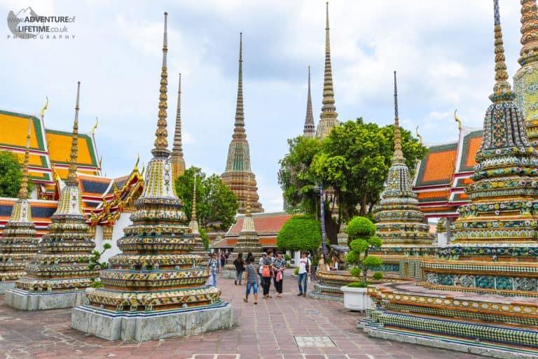 Incredible Architecture in Bangkok