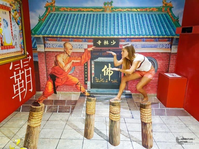 Kung Foo Fighting