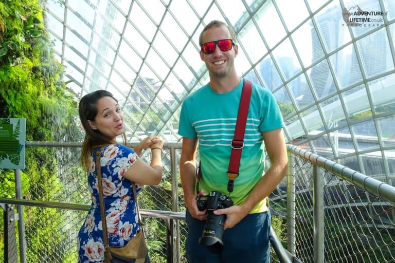 Nichole & Michael Gardens By The Bay