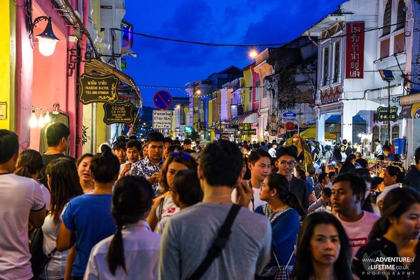 Phuket City by Night