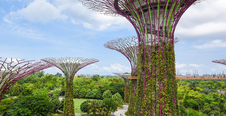 Big Three of Singapore, Sentosa & Malaysia