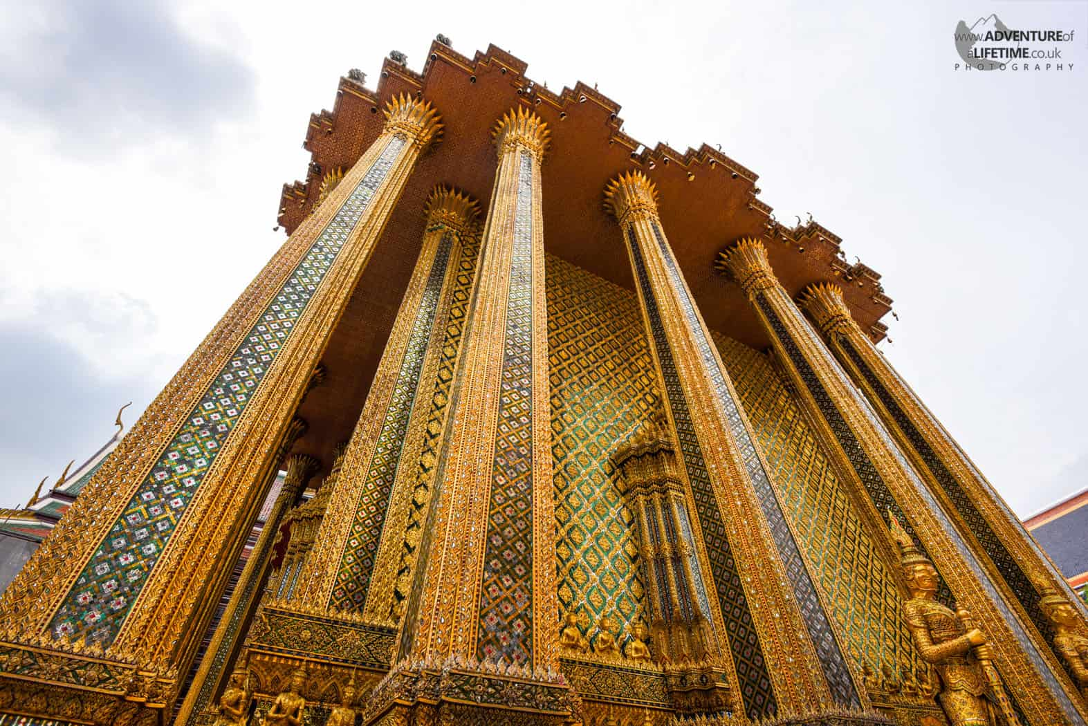 The Grand Palace Architecture