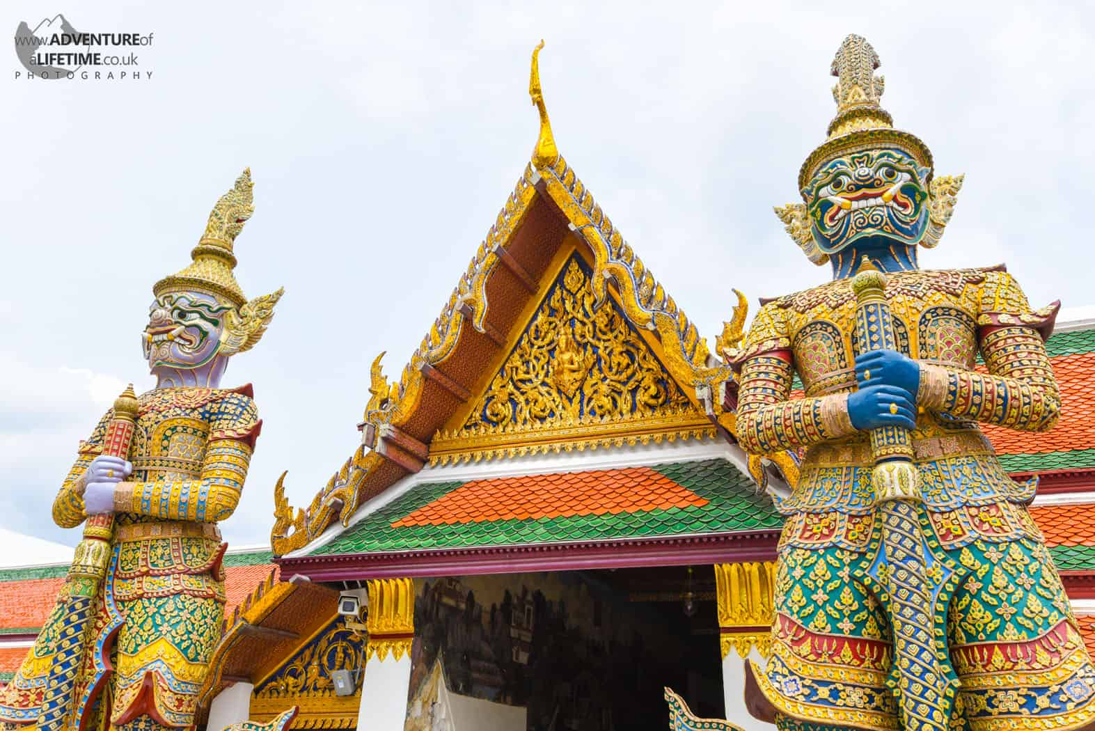 The Grand Palace Gatekeepers