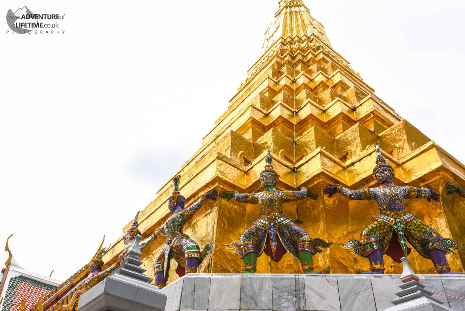 The Grand Palace Incredible Architecture