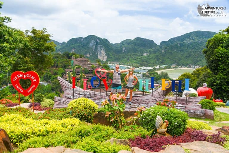 I love Koh Phi Phi