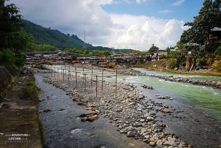 Bukit Lawang Bahorok River, Sumatra