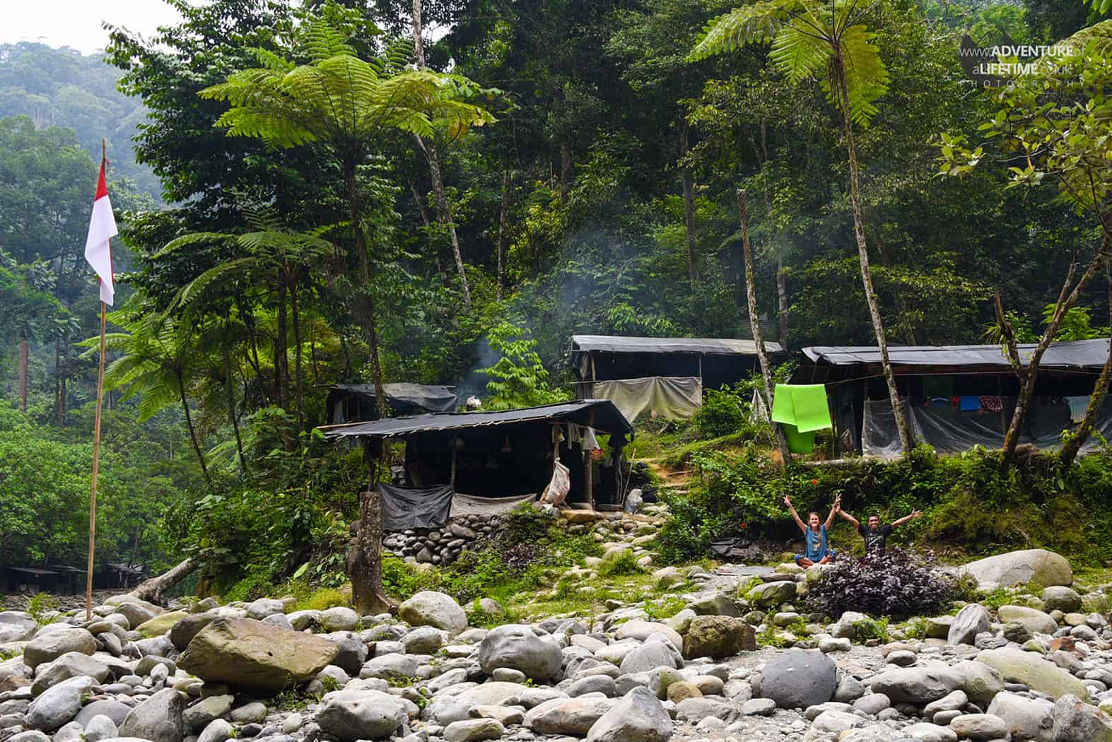Leuser National Park Jungle Camp